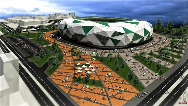 Konya Stadyumu