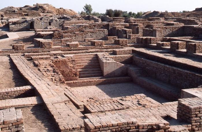 Dünyadaki  11  Gizemli yer (2) - Mohenjo-daro - Sind, Pakistan