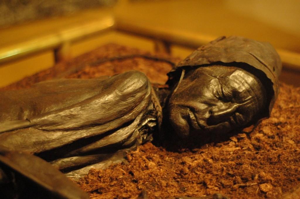 Tollund Adam� - D�nyada En �yi Korunmu� Do�al Mumya
