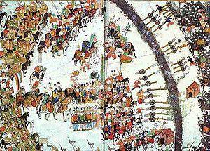 Haçova Meydan Muhârebesi ( 24-26 Ekim 1596 )
