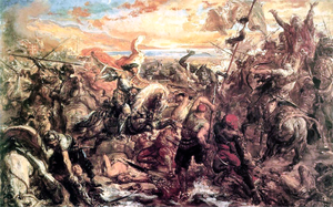 Varna Meydan Muh�rebesi ( 10 Kas�m 1444 )