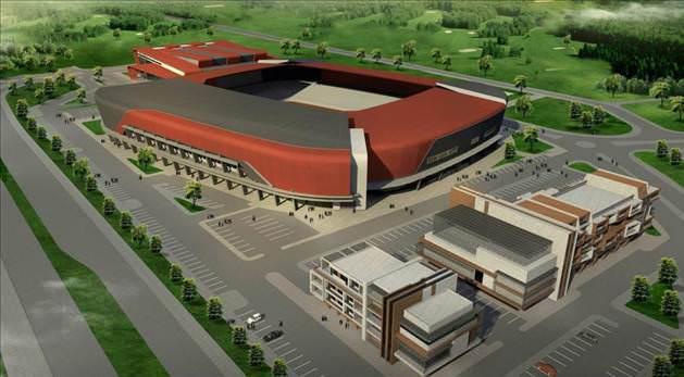 Çorum Stadyumu