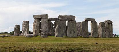 Dünyadaki 11 Gizemli yer (11) - Stonehenge - Wiltshire, Birleşik Krallık