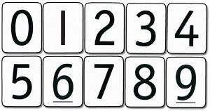Rakam (sayı)lar