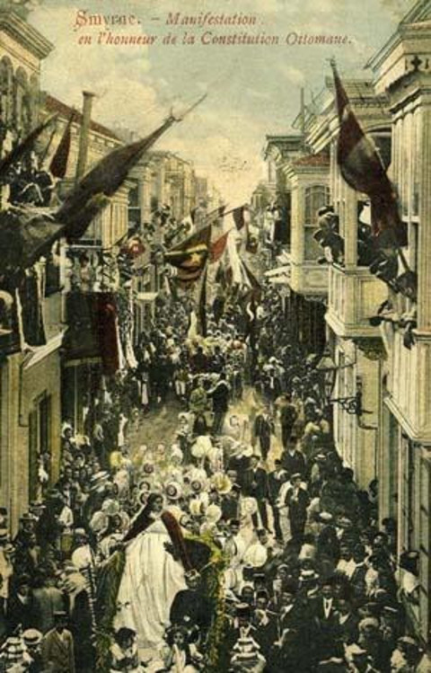 1909  Kanun-u Esasî Değişiklikleri (İkinci Meşrutiyet)