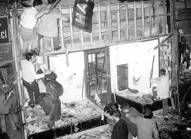 6-7 Eylül Olayları - 1955