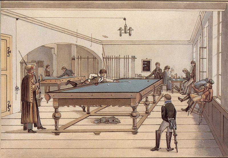 1800'lere ait bir çizim
