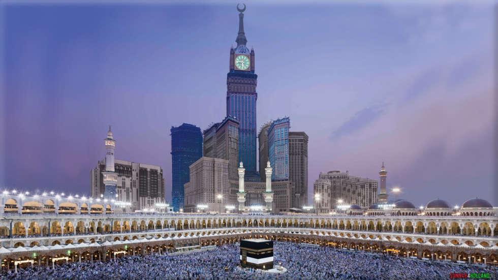 Dünyanın En Büyük Saati