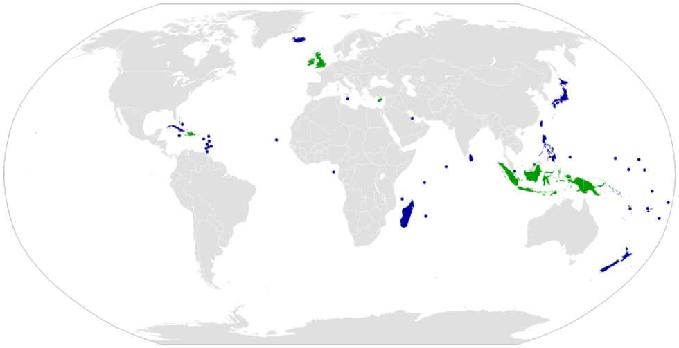 Ada Ülkeleri