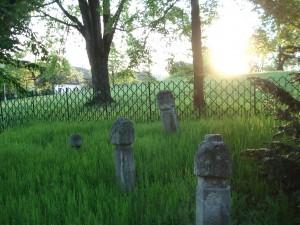 Budapeste'de Akıncı Mezarlığı