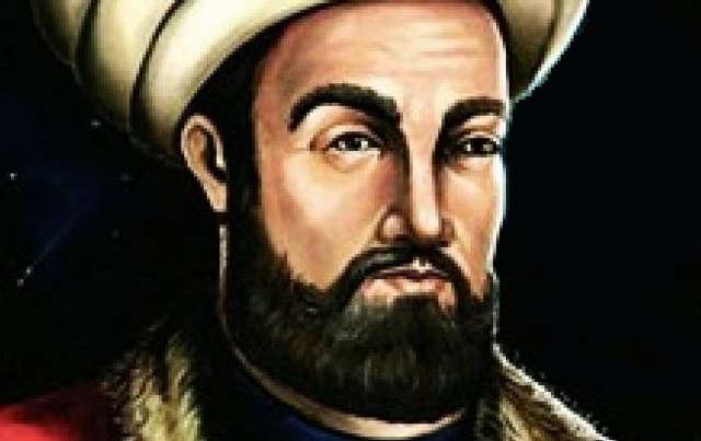 Astronom ve kelâm âlimi olan <b>Ali Kuşçu</b>, 1403'te Semerkand'da doğdu. - alikuscuu