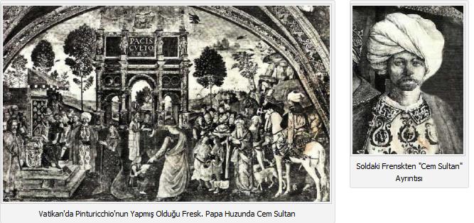 Cem Sultan'ın Ölümü