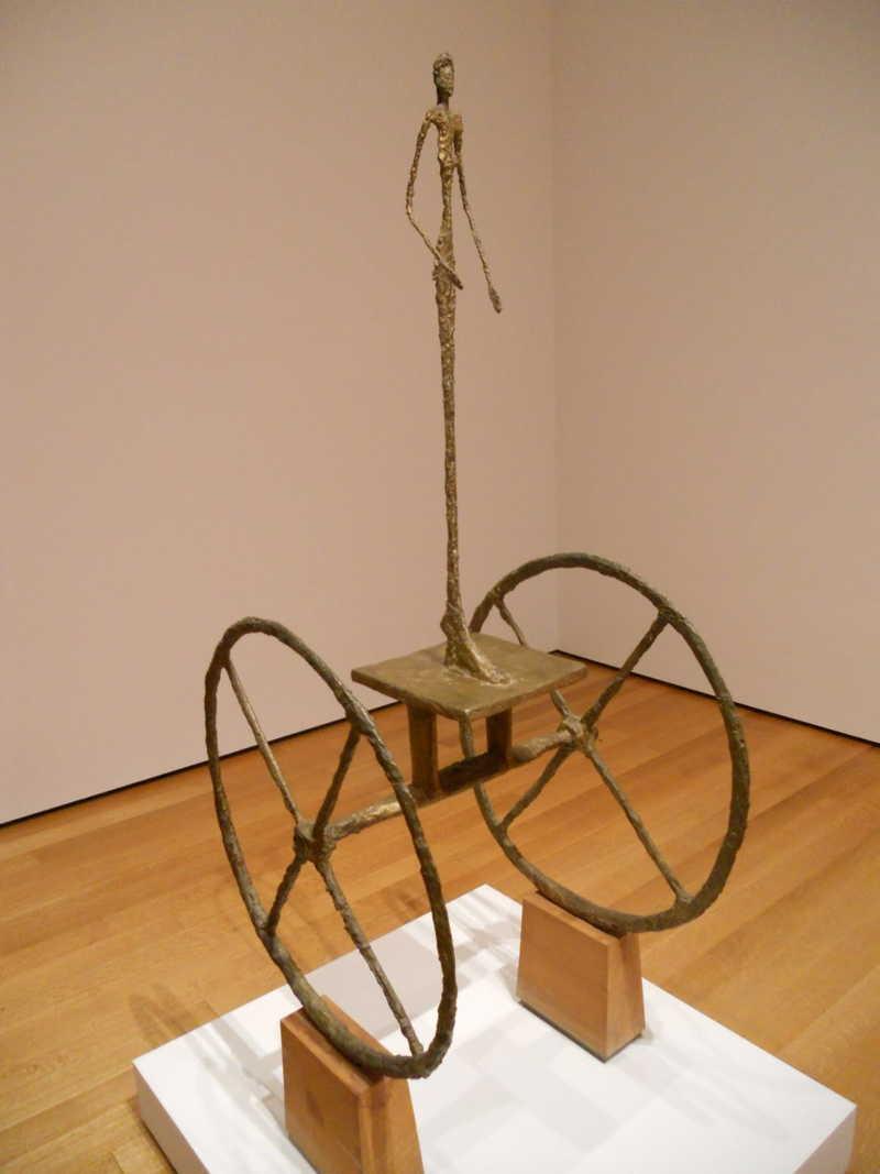 'Chariot (Araba) Heykeli