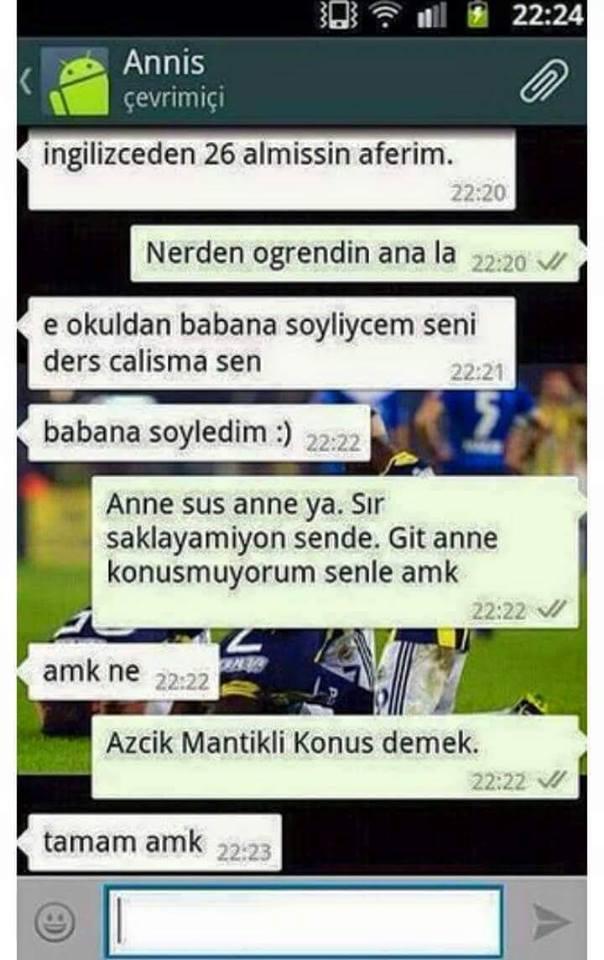 Azc�k Mant�kl� Konu�