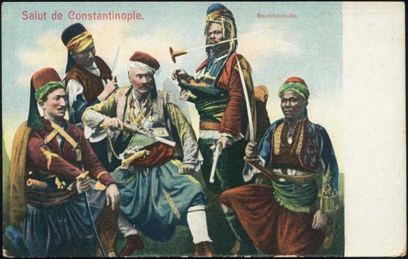 Başıbozuklar - Osmanlı'da Savaş Sırasında Orduya Katılan Gönüllü Askerler