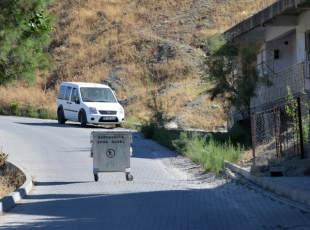 Siirt'te Bomba Yüklü Aracın İnfilak Anı