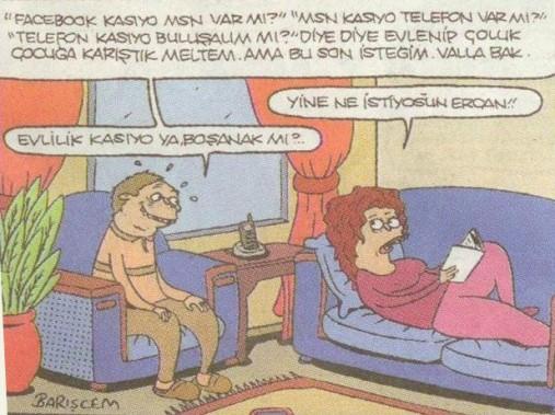Evlilik Kas�yo Bo�anak M�?