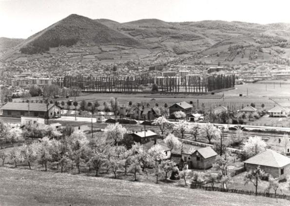 1973 Yılında çekilmiş bir fotoğraf