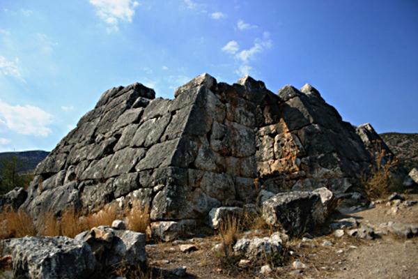Hellinikon Kalıntılarından bir görüntü