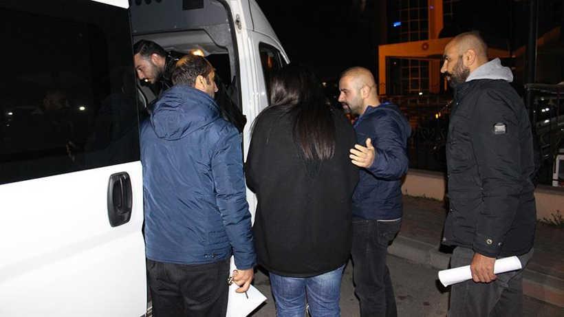 Bulgar Emniyet Müdürünün  Kızı Kapıkule'de 3 Kilogram Esrar İle Yakalandı