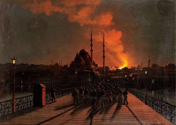 Büyük İstanbul Yangını