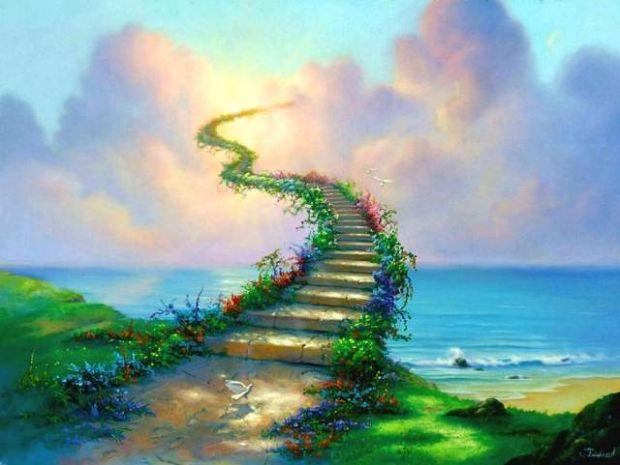 Hesapsız   Cennet'e girenler