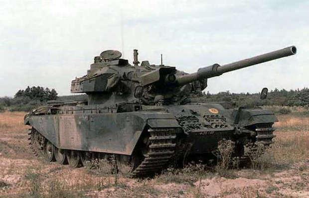 Tarihin En G��l� �l�m Makineleri: Tanklar