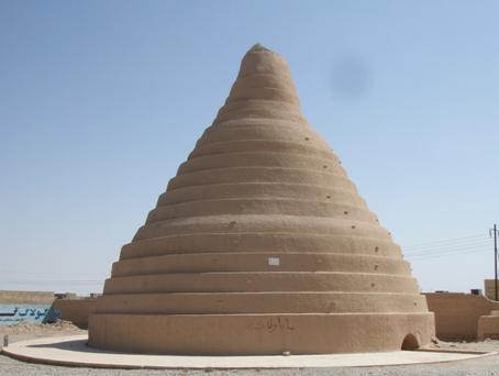 İran'da Persler Zamanında Yapılmış Bir Soğuk Hava Deposu – Yahçal