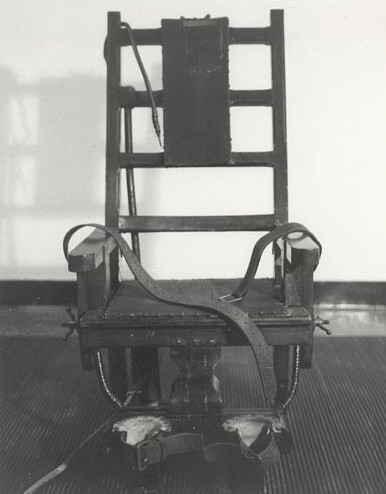 Elektrikli Sandalye
