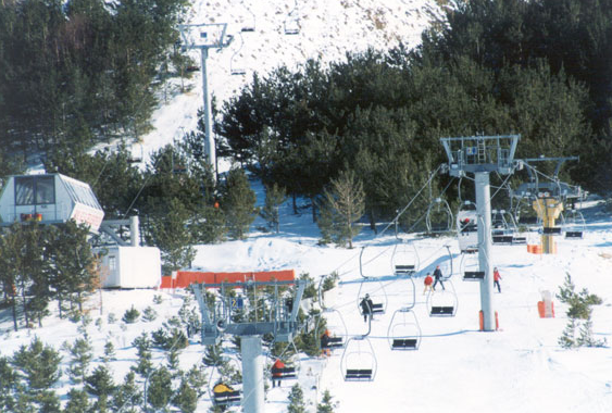 Kayak Merkezleri Tan�t�m