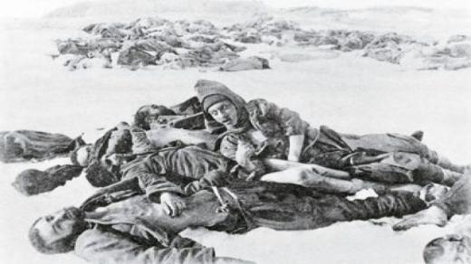 Sarıkamış Faciası 90.000 Asker Donarak Öldü