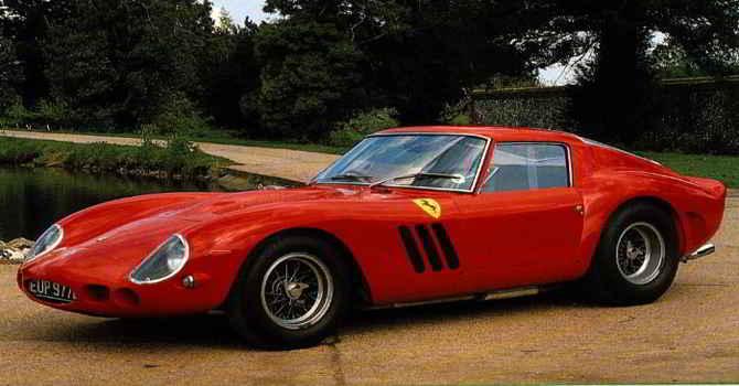 1962 Model Ferrari 34 Milyon Dolara Sat�ld�