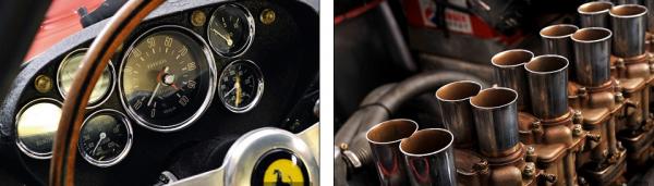 1962 Model Ferrari 34 Milyon Dolara Satıldı