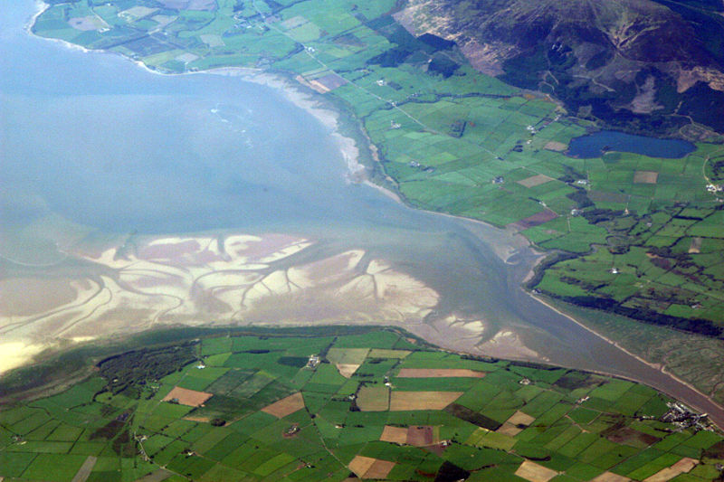 Nith Nehir halici, İskoçya