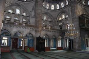 18. asrın  tanınmış vezirlerinden Hekimoğlu Ali Paşa'nın yaptırdığı camii