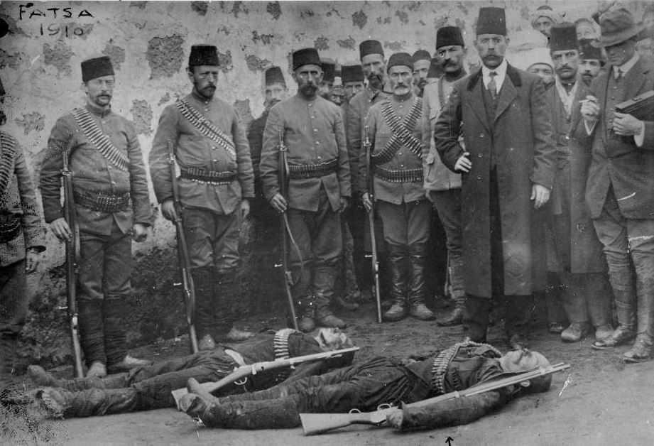 Hekimoğlu (??- 26 Nisan 1913)
