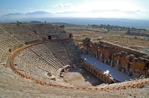 Hierapolis Tiyatrosu