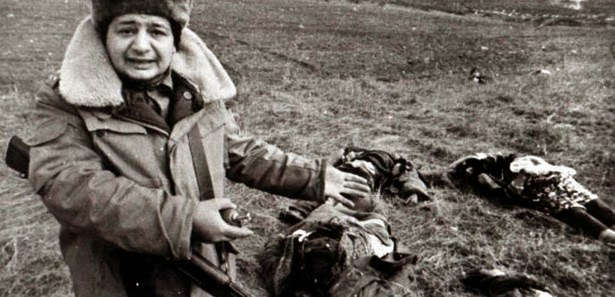 Rus belgelerinde ERMENi VAHŞETi