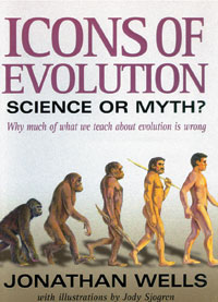 Jonathan  Wells'in Icons of Evolution adlı kitabı