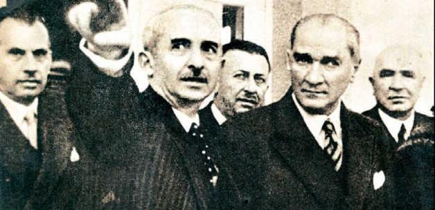 Lozan'dan Cumhuriyet'e İsmet İnönü Sergisi