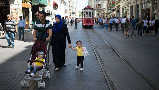 Arap Turistler �stanbul'u Neden Bu Kadar Seviyorlar?