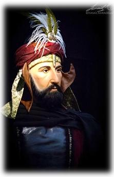 Sultan IV. Murad'tan Hafız Ahmed Paşa'ya : Sende asker yok mudur?