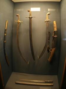 Sultan IV.Murad Han'ın kılıçları