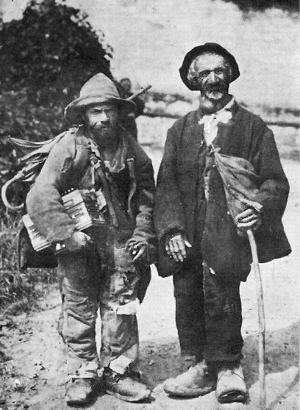 İki Yenish, 1890 - Muotathal, İsviçre