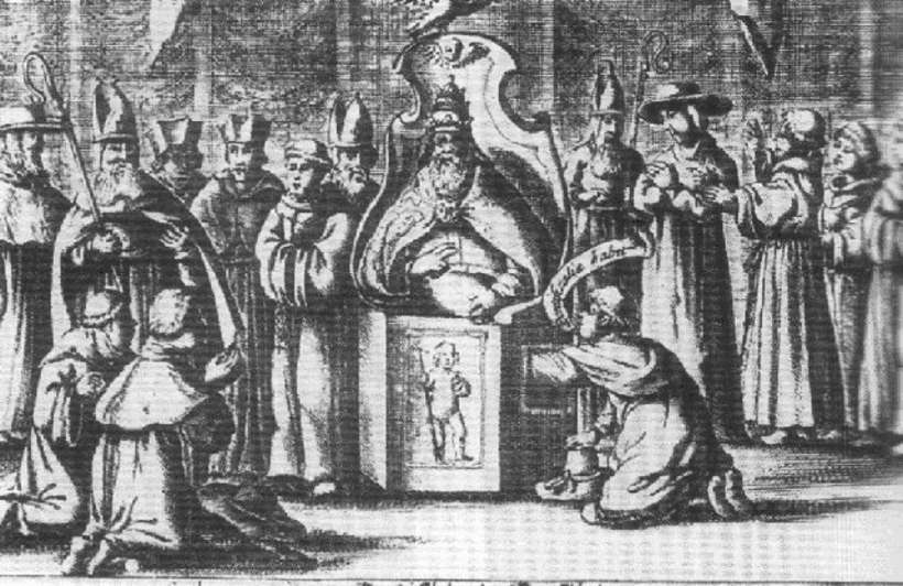 Vatikan'�n Tarihi S�rr�: Kad�n Papa Joan