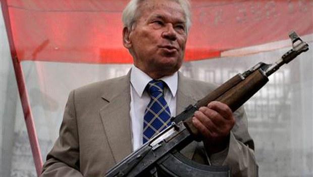 Mikhail Kalaşnikof