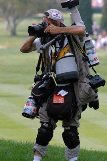 Tam Teçhizatlı Kameraman