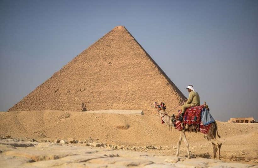 Keops Piramidi'nde Daha Önce Bilinmeyen İki Gizli Bölme Bulundu