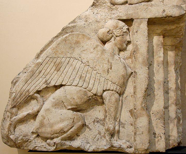 Ksantos'dan British Museum'a götürülmüş bir kabartma