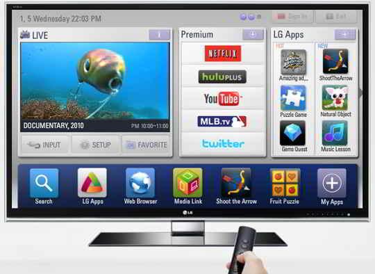 LG Smart TV�ler webOS ile daha e�lenceli!